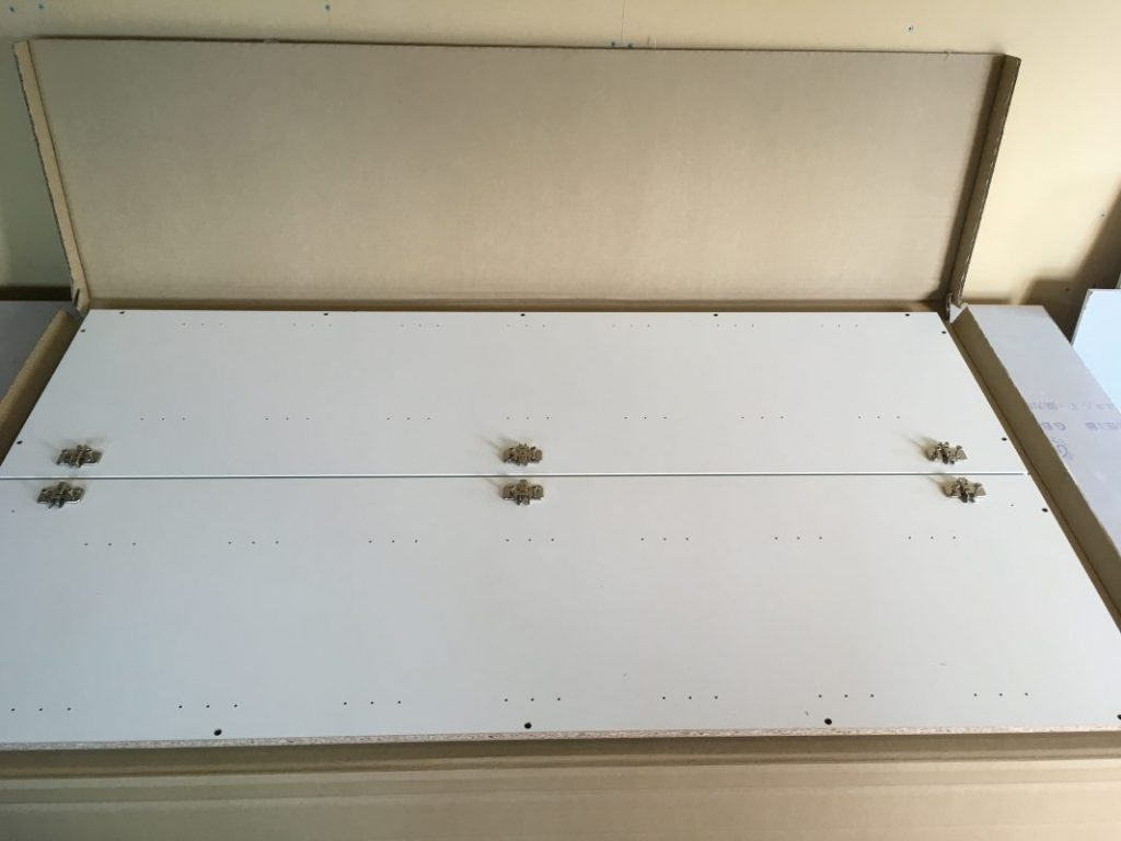 玄関収納の写真です